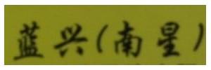 广州蓝兴(南星)物流有限公司