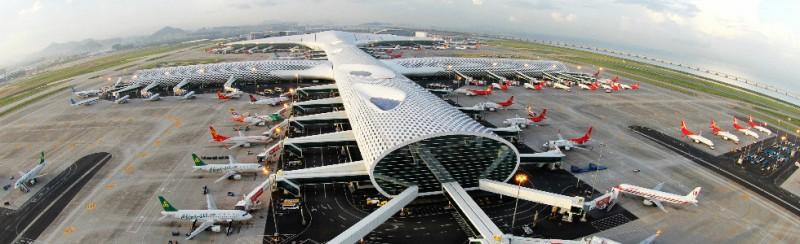 深圳飞机场图片