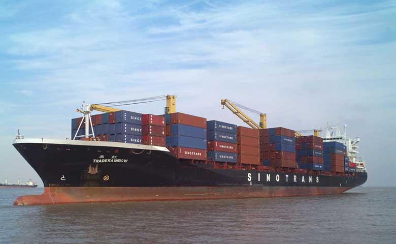 关于调整中央航运企业国内航运管理有关事项的通知