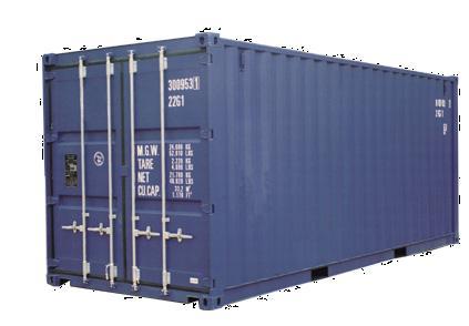 集装箱货运常识十六条