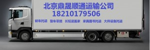 北京鼎晟顺通运输有限公司