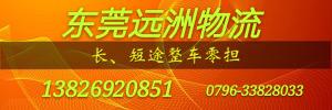 东莞远州物流有限公司