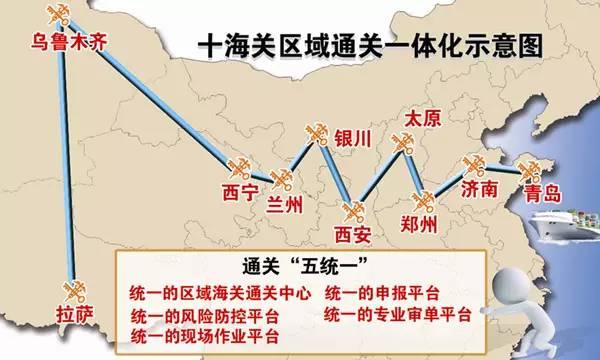 """中国海关与""""一带一路""""沿线国海关建立合作机制,构建高效安全""""大通关"""""""