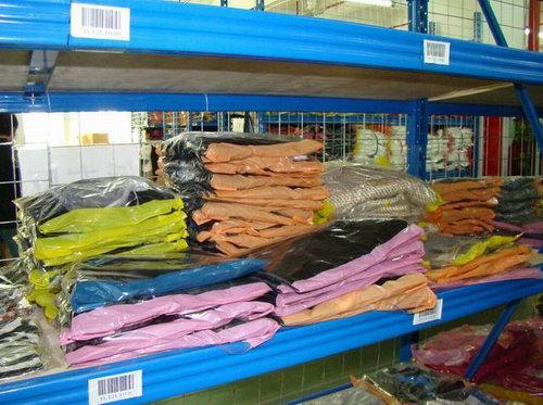 服装企业如何运用仓储技术破解换季需求
