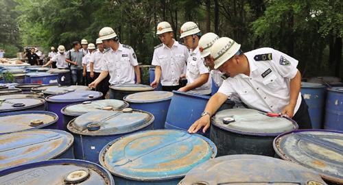 9部門部署開展易制爆危險化學品和寄遞物流專項整治工作