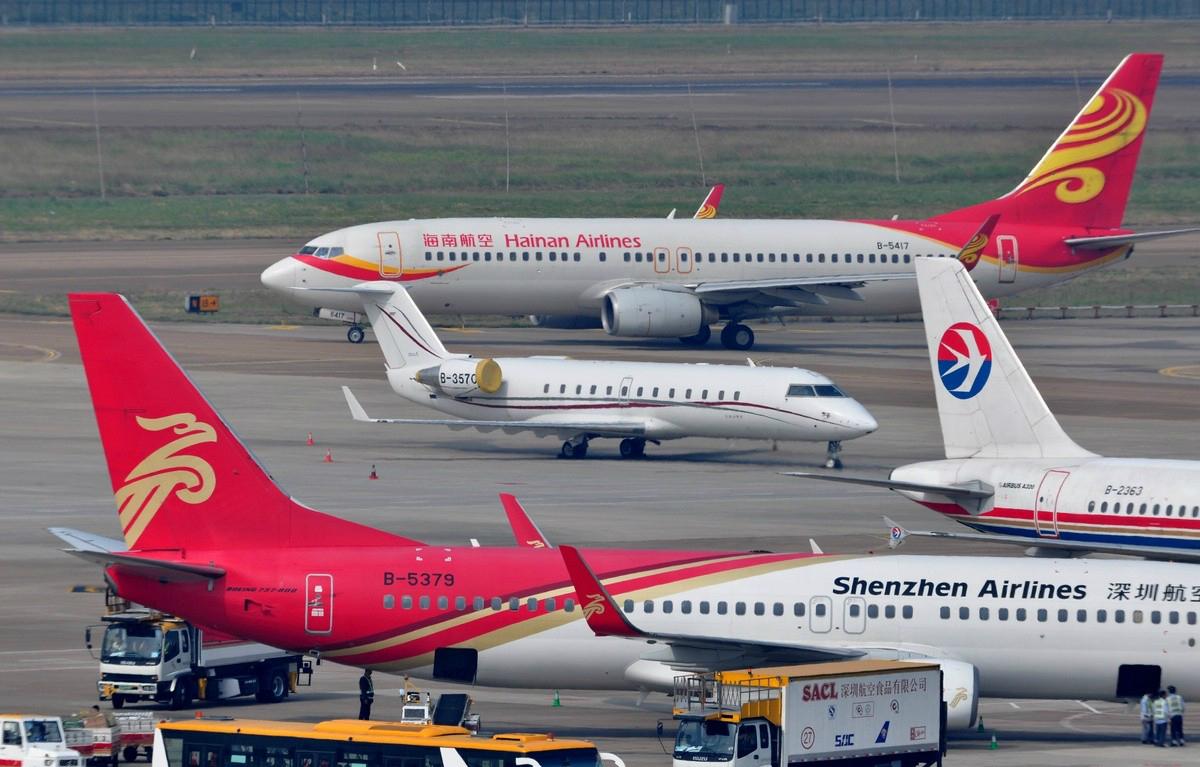 民航局:推进长三角世界级机场群建设