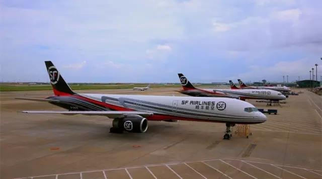 顺丰航空开通首条国内直飞越南河内货运航线