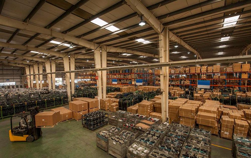 9月份中国仓储指数为51.8% 需求回升明显
